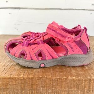 MERRELL | Leather Hydro Jr Sandals Baby Size 5